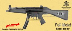 MP5A2 Gas BlowBack Rifle by VFC/Umarex